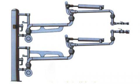 液化石油气鹤管 01