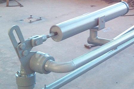 流体装卸臂弹簧缸